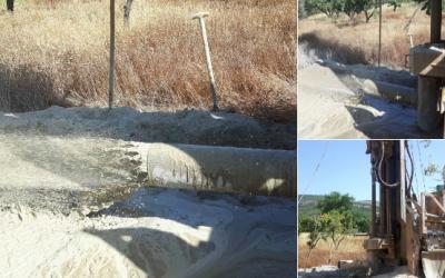 Agua para la Asociación Noesso en Laujar de Andarax