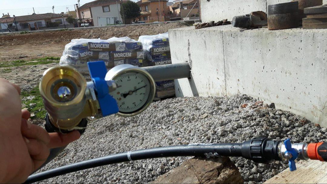 SONDEOS PARA CLIMATIZAR VIVIENDAS UNIFAMILIARES  MEDIANTE GEOTERMIA EN DILAR Y LA ZUBIA (GRANADA)