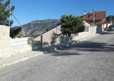 Estudio Geotécnico para construcción de Vivienda Unifamiliar en Urbanización Cumbres Verdes de La Zubia (Granada).