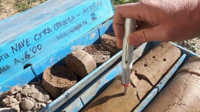 Estudio Geotécnico para Nave Industrial en Carretera de Córdoba, Atarfe (Granada)
