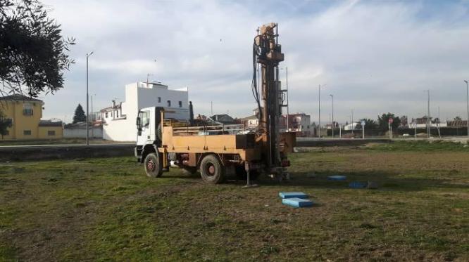 Estudio Geotécnico para 60 Viviendas en 5 parcelas del Plan Parcial PP3, Churriana de la Vega (Granada)