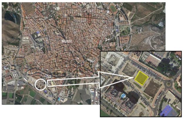 Estudio Geotécnico para Edificio Plurifamiliar de Viviendas, Garajes y Trasteros en el MOT-11, Motril (Granada)