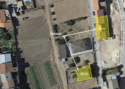 Informe Técnico – Hidrogeológico sobre afección a cimentaciones cercanas de un pozo para extracción de agua, Génave (Jaén).