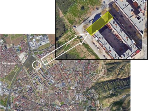 Estudio Geotécnico para Edificio Plurifamiliar de Viviendas, en C/Deifontes de Granada