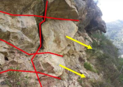Estudio Geotécnico para Vivienda Unifamiliar en Vélez de Benaudalla (Granada)