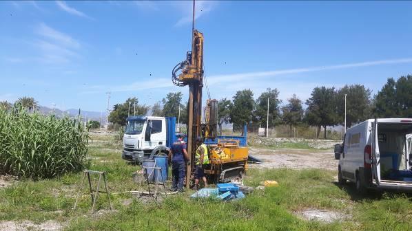 Estudio Geotécnico para Edificios Plurifamiliares de Viviendas en Playa Granada, Motril (Granada)