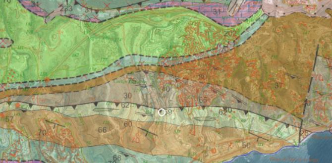 Estudio Geotécnico para proyecto de construcción de Piscina en Urbanización El Higuerón, Benalmádena (Málaga)
