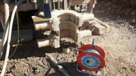 Estudio Hidrogeológico para Proyecto de construcción de Planta de RCD's y Vertedero de Inertes en Rincón de la Victoria (Málaga)