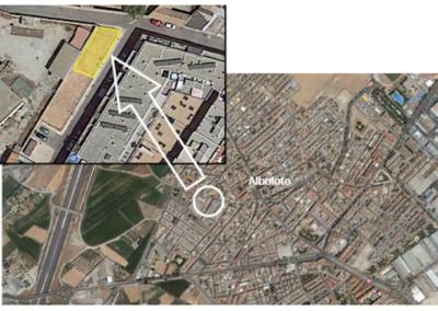 Estudio Geotécnico para Vivienda Unifamiliar en Albolote (Granada).