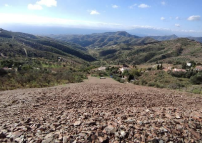 Estudio Hidrogeológico y Geofísico para pozo de extracción de aguas subterráneas en Moclinejo (Málaga)