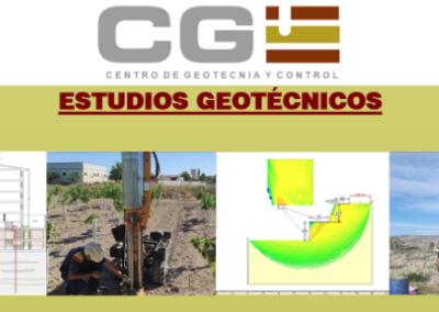 Estudios Geotécnicos para Viviendas Unifamiliares en Almería, Granada y Jaén.