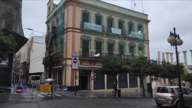 Estudio Geotécnico para Reforma de Edificio en Calle Maria Cristina (Córdoba)