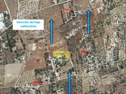 Estudio Hidrogeológico para Autorización de Vertido en Alhaurín el Grande (Málaga).