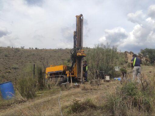 Estudio Geológico-Geotécnico y Estudio de Estabilidad de Taludes para Proyecto de construcción de Complejo Medioambiental y Vertedero de Inertes en Canillas de Aceituno (Málaga)