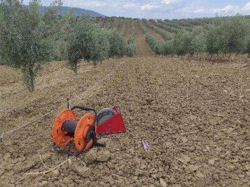 Estudio Hidrogeológico y Geofísico para pozo de extracción de aguas subterráneas en Finca de Fuerte del Rey (Jaén)