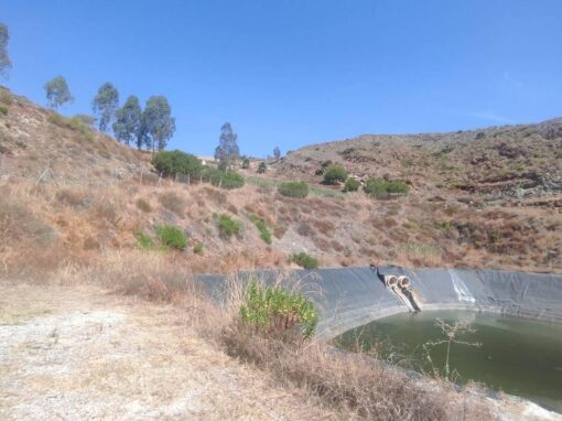 Estudio de Estabilidad y Análisis del Lixiviado para Sellado del Vertedero de Residuos en Mijas (Málaga)