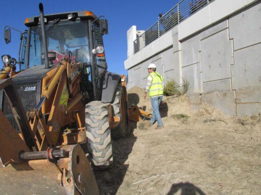 Estudios Geotécnicos durante el mes de octubre para distintos proyectos de edificaciones en el área metropolitana y costa de Granada, Gojar, Pulianas, Peligros, Dudar y Motril (Granada).