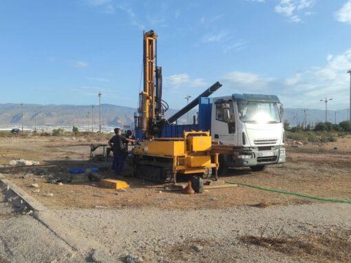 Estudio Geotécnico para Edificación en Roquetas de Mar (Almería).